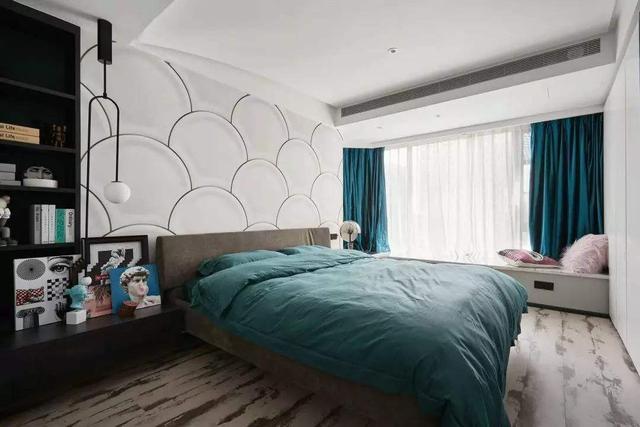 窗帘安装选择轨道还是罗马杆 我家直接选轨道