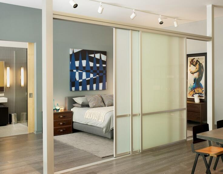 小卧室用对收纳方法 也能有超大空间