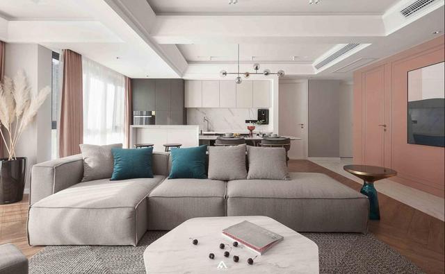 2020家居裝修流行色火了 好看的墻面都是這樣刷的