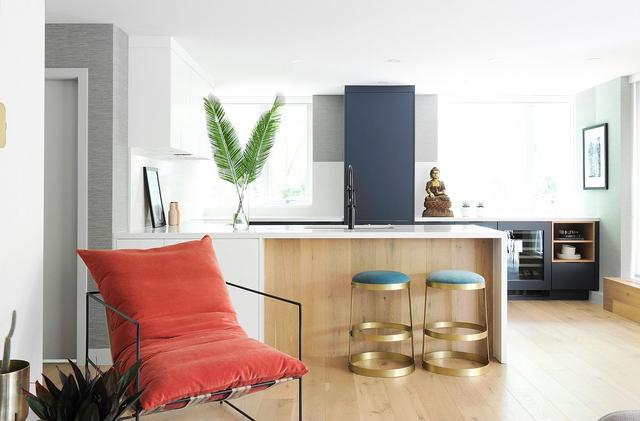 25个充满色彩和个性的小型厨房 精巧时尚又独特