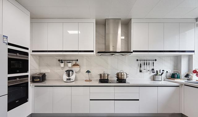 廚房裝修注意7個要點 打造一個好看實用的廚房
