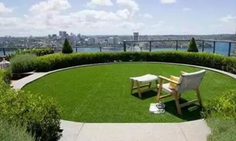 屋顶花园和露天泳池到底是怎么设计的