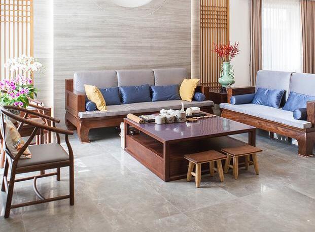 600平米新中式獨棟別墅設計 簡雅大氣