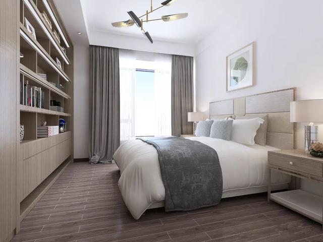 床头背景墙的各类材质分析 你喜欢哪种床头墙