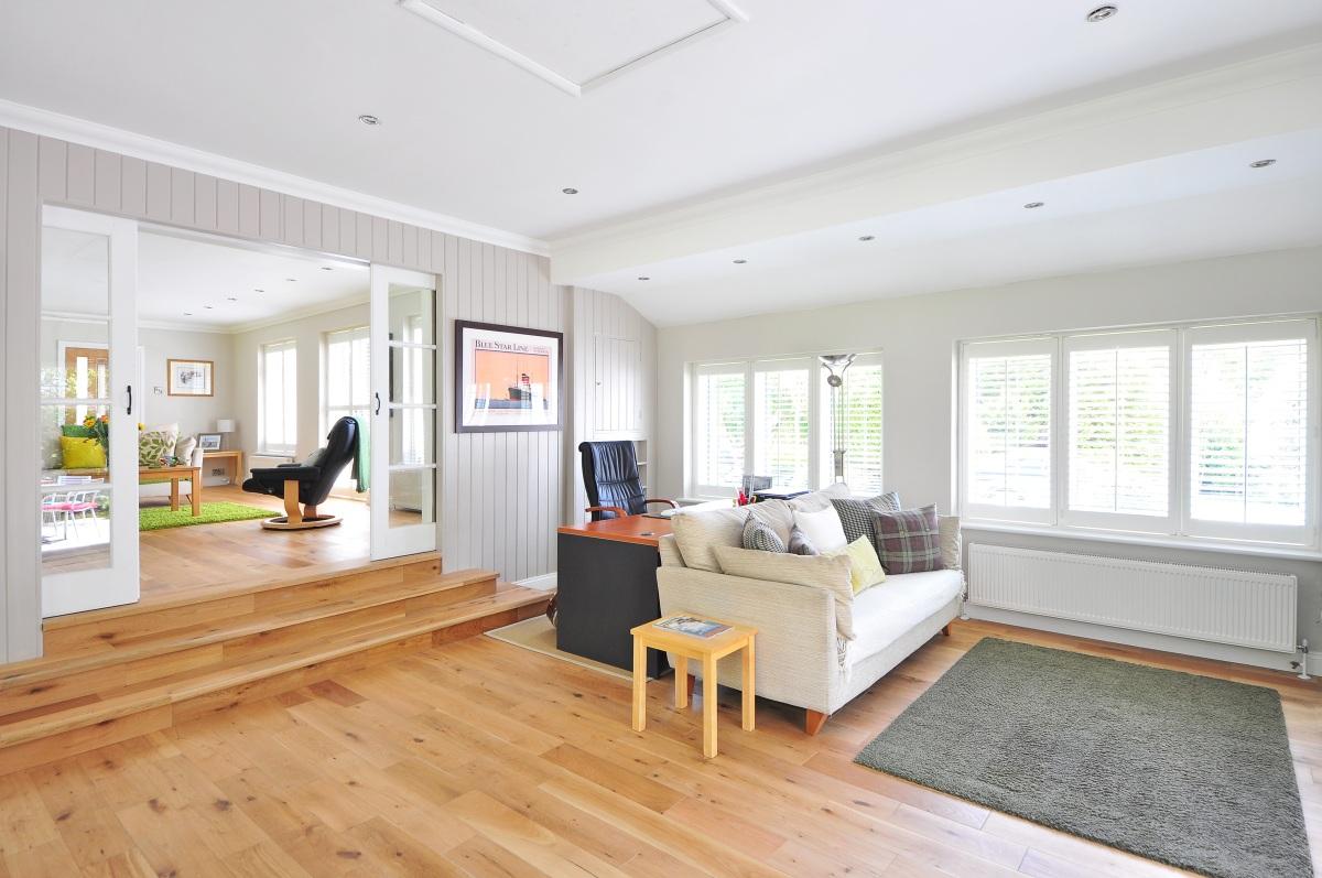 楼层太低导致客厅采光太差 分享几个拯救方法