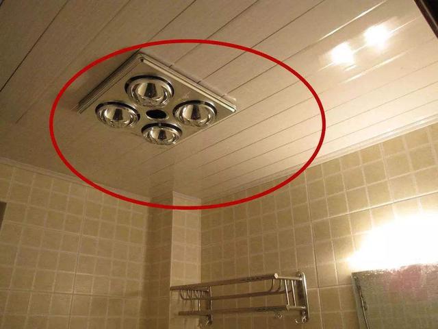 浴霸选灯暖还是风暖 其实你更应该注重这三个问题