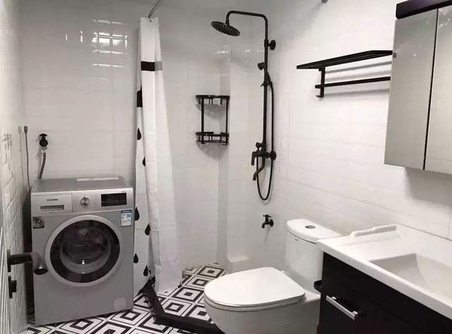 干湿分离要这样做才合格 别让卫生间的隔断成了装饰