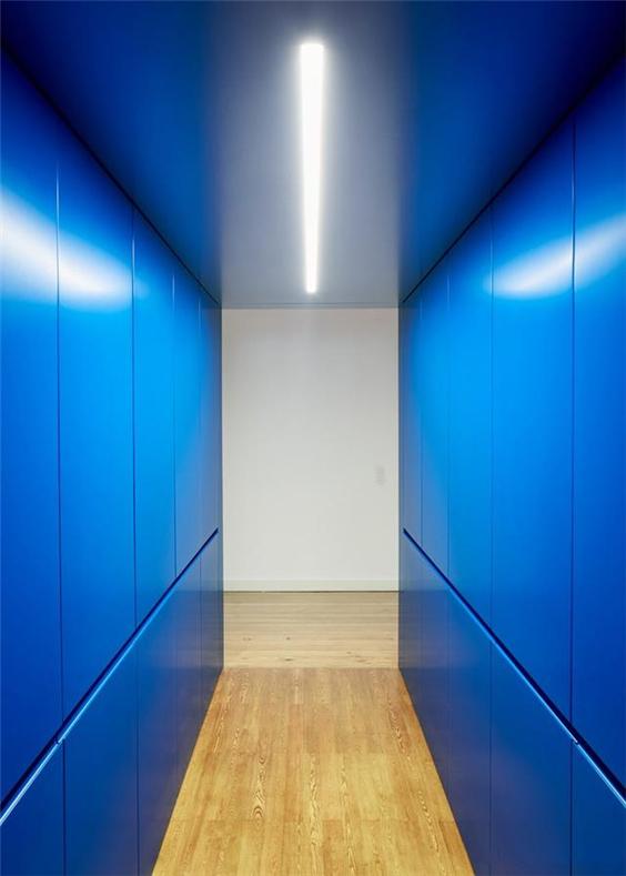 色彩在空间中的作用