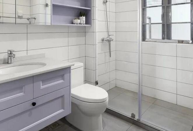 利用好你家卫生间5个位置 空间利用率翻倍