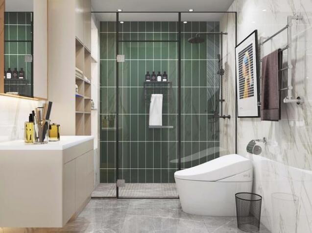 7㎡的卫生间如何设计 学习这3大设计亮点