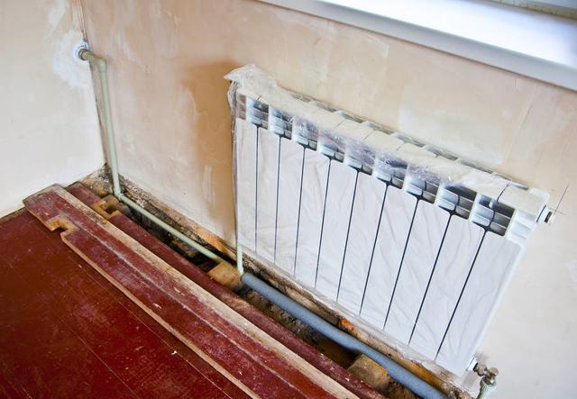 暖气管道为啥都是黑水 哪里来的会影响散热吗?