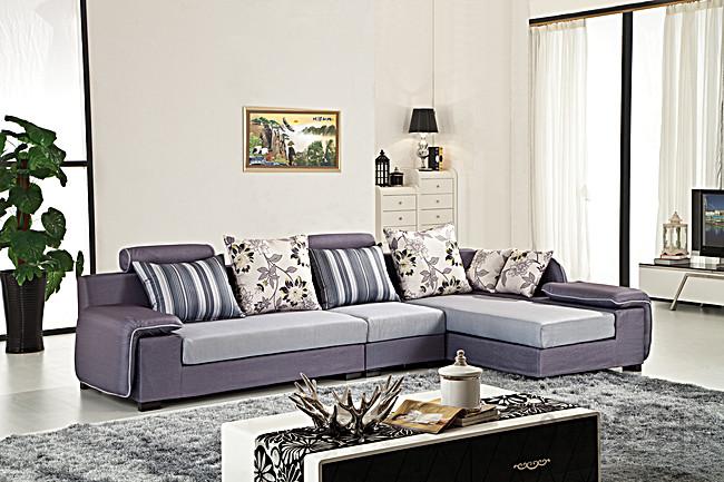 客厅沙发材质:布艺、皮质、实木选哪种更好