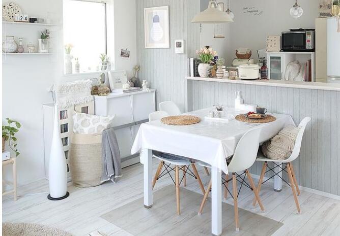 客餐厨一体化设计好吗 能让空间利用率大10倍