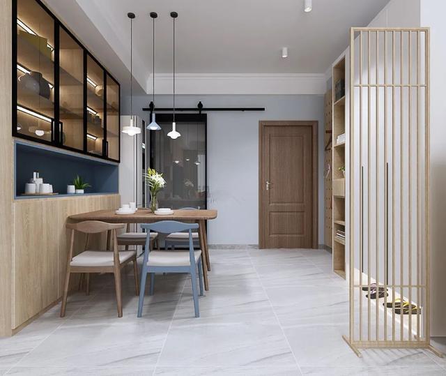 浅谈餐边柜的设计重要性 空间够一定要装