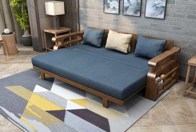 小户型千万别买错家具 这种沙发能变十几种造型