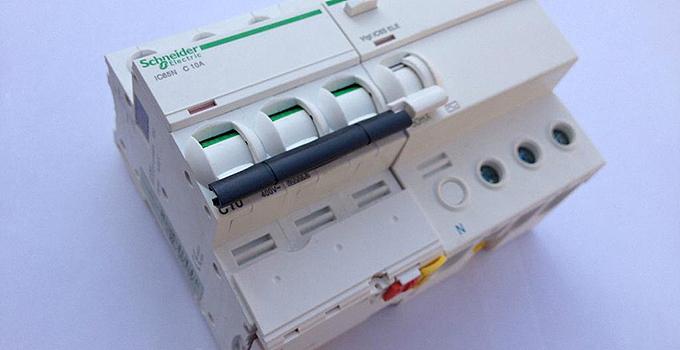 漏电保护器接线方法和注意事项