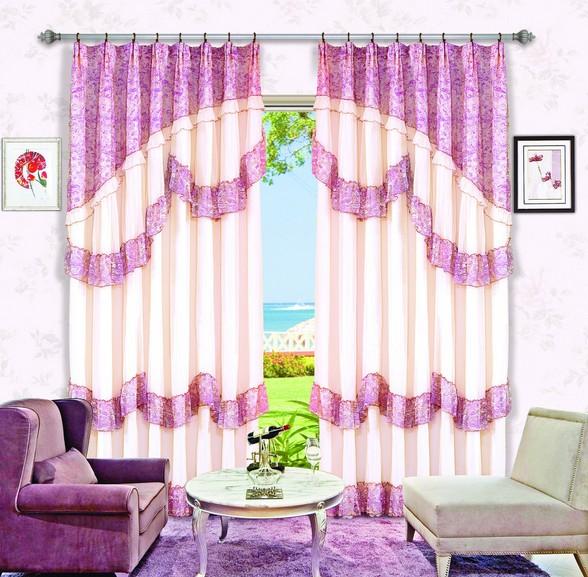窗帘布艺的风格与搭配