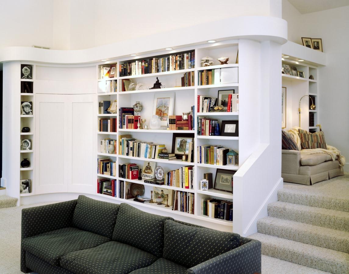 书柜的保养与清洁