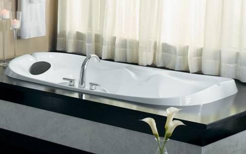 整体卫浴浴缸清洁 莫让真菌危害健康