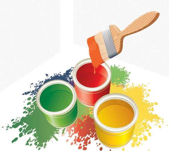 家装前需要了解的油漆知识