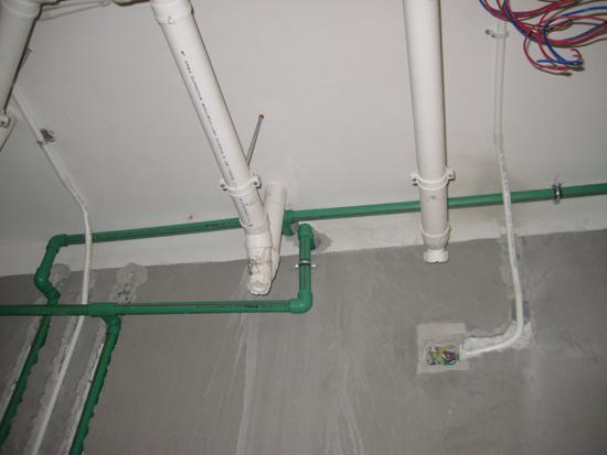 管线排布_水电施工中水管验收看哪些 - 装修保障网