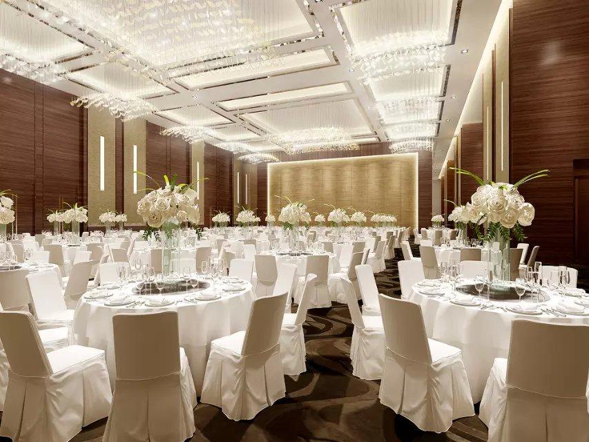 现代风格酒店宴会厅设计图片