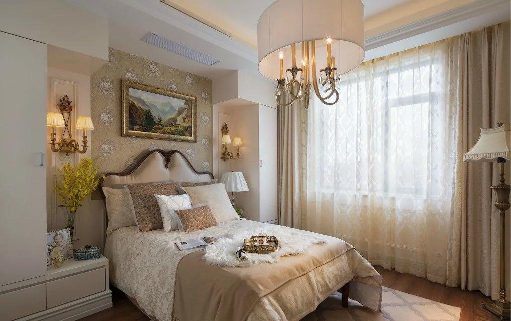 家里卧室装修图片_请问装修房子客厅卧室的墙装饰什么样的颜色好看呢?-