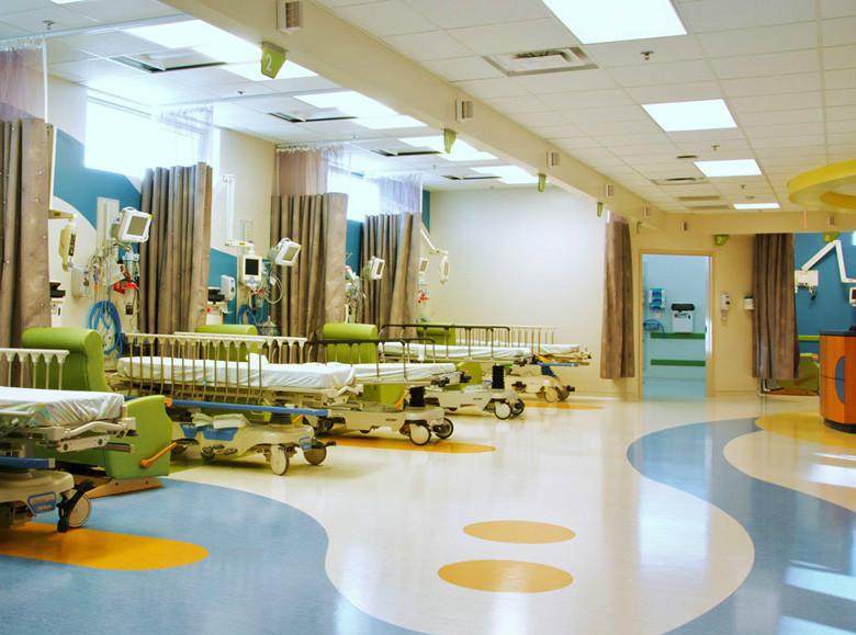 儿童医院装修设计图集锦