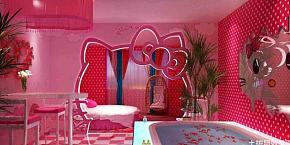 最新主题宾馆室内设计效果图