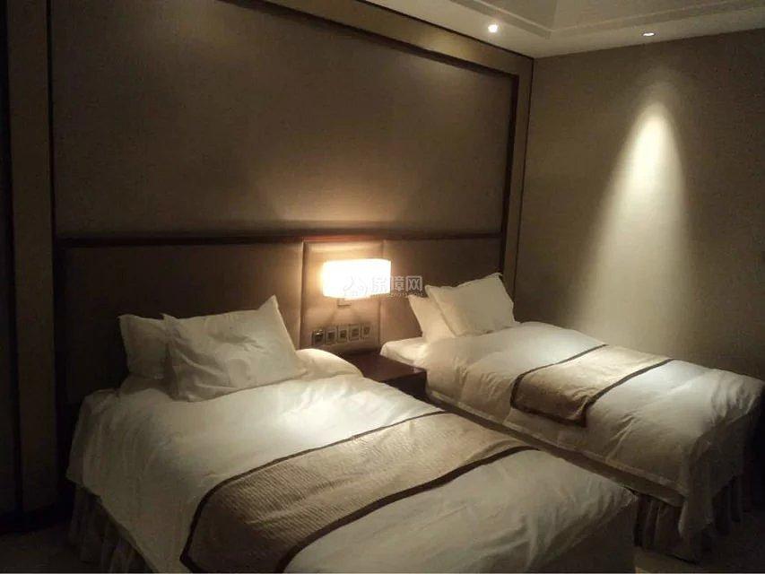宾馆室内装修效果图设计