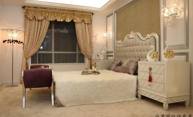 客厅飘窗黄色灯具地毯 点赞 收藏 免费户型设计免费获取报价 卧室