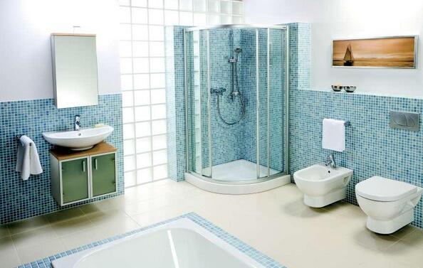 常见的浴室装修五大失误 不要再犯!