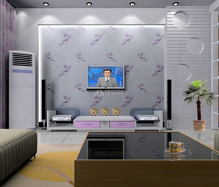 2016电视背景墙效果图 流行电视背景墙设计