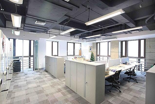 办公室无吊顶装修