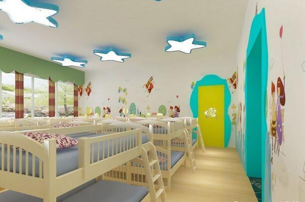 幼儿园卧室如何装修设计 幼儿园卧室效果图