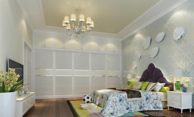背景墙 房间 家居 起居室 设计 卧室 卧室装修 现代 装修 662_400