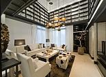 联建新苑  现代风格三居室