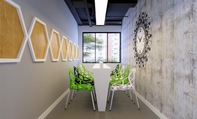 园室外背景墙_点赞 收藏 免费户型设计免费获取报价 青年创业园 办公空间背景墙