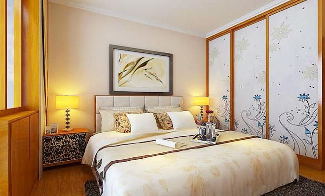 客厅电视背景墙白色其它 点赞 收藏 免费户型设计免费获取报价 主卧室