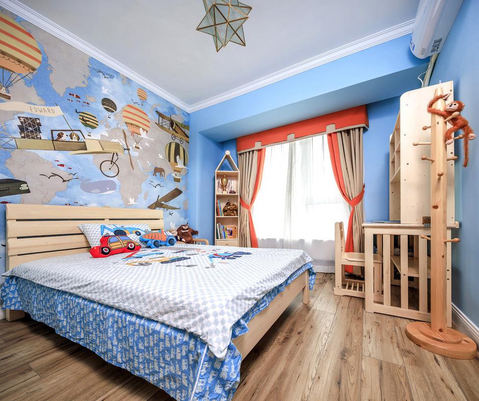 最新儿童房装修图片_装修儿童房的图片-