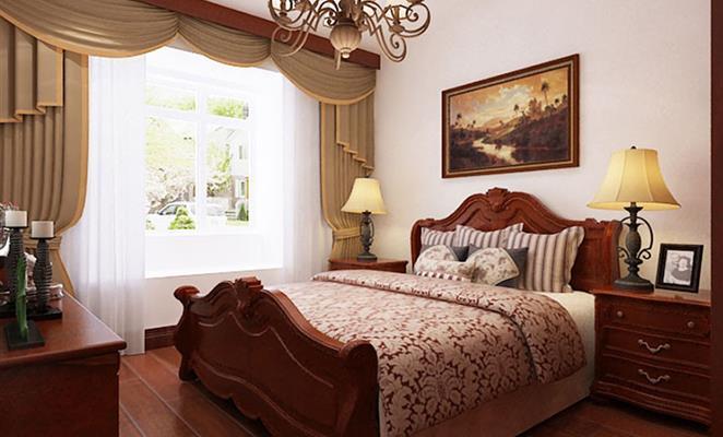 背景墙 房间 家居 起居室 设计 卧室 卧室装修 现代 装修 662_400图片