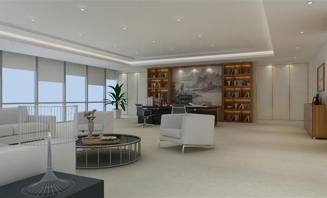 收藏 免费户型设计免费获取报价 总裁办公室 办公空间其它棕色(原木色图片