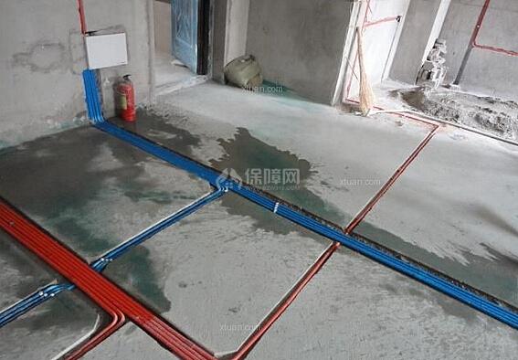 杭州天气装修,新房图纸装修注意事项水电哪里新房风暴出图片