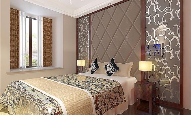 客厅电视背景墙黑白灯具地毯 木质雕花,木质线条,水墨挂画,白玉花瓶