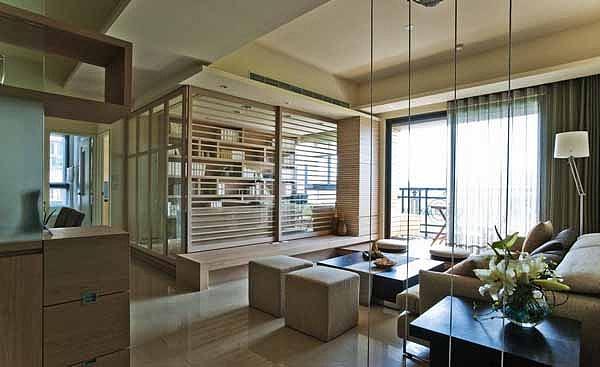92平米三室两厅的装修 混搭风格了解一下