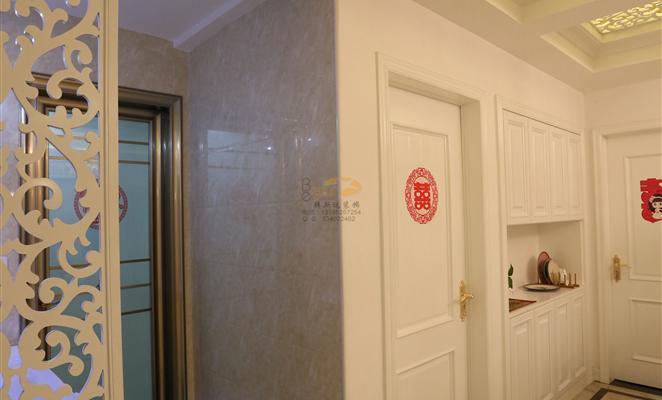 走廊 过道 吊顶设计 装饰 欧式