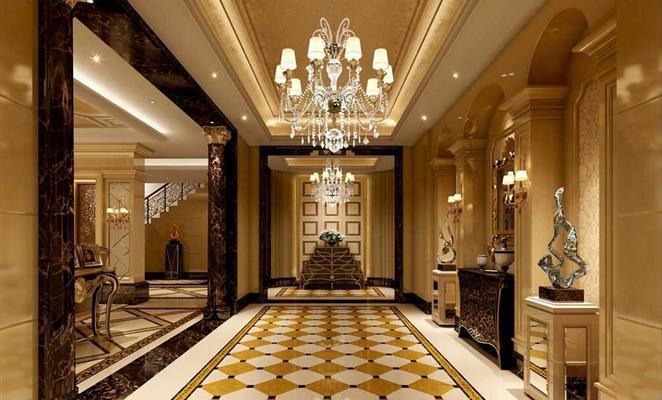 8 面积:400﹐ 金额:20-30万 户型:别墅 设计类型:独栋别墅 风格:欧式