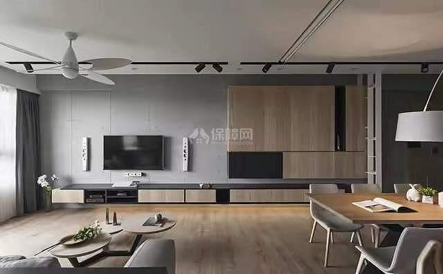 电视背景墙有7种设计手法,不要在刮大白了