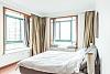 带飘窗的卧室怎么装窗帘 飘窗窗帘怎么做好看