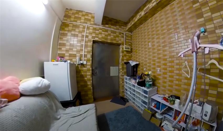 10平方出租房改造 没拆没砸空间大一倍!